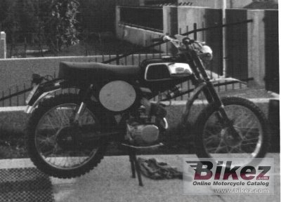 1970 Jawa 90