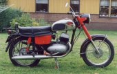 1972 Jawa 350 California photo