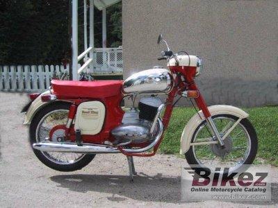 1974 Jawa 250
