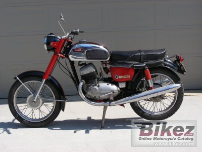 1974 Jawa 350