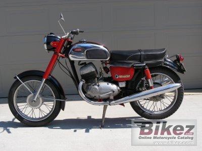 1974 Jawa 350 photo