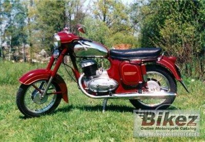 1975 Jawa 250