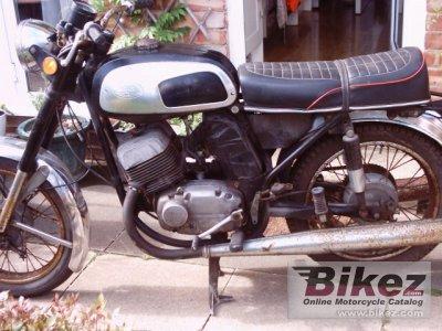 1977 Jawa 350