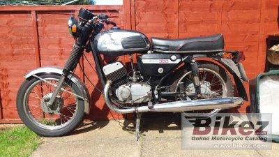 1980 Jawa 350