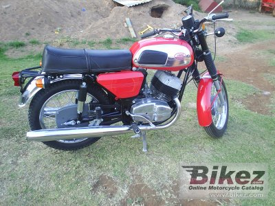1982 Jawa 350 Type 634.6 photo