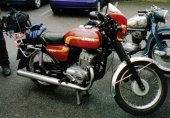 1985 Jawa 350 Type 638.5 photo