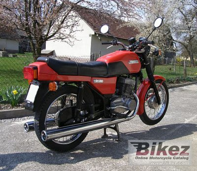 1987 Jawa 350 TS photo