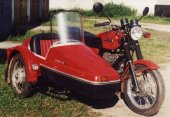 1988 Jawa 350 TS (with sidecar) photo