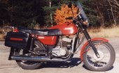 1988 Jawa 350 TS photo