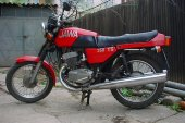 1990 Jawa 350 TS photo