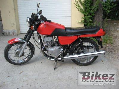 1991 Jawa 350-639