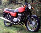 1994 Jawa 638 photo