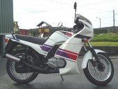 1995 Jawa 640 White Style photo