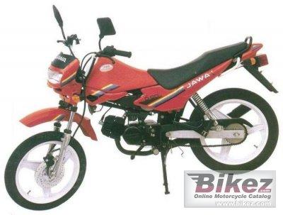 1995 Jawa Mosquito 585 50