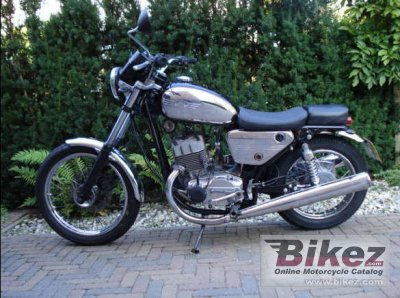 1998 Jawa 350 Chopper photo