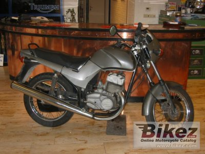 2000 Jawa 350 Style photo