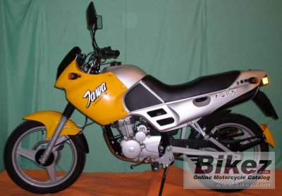 2005 Jawa 125 Dandy photo