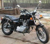 2005 Jawa 650 Classic photo