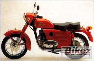 2007 Jawa 353 Motorcycle Replica photo