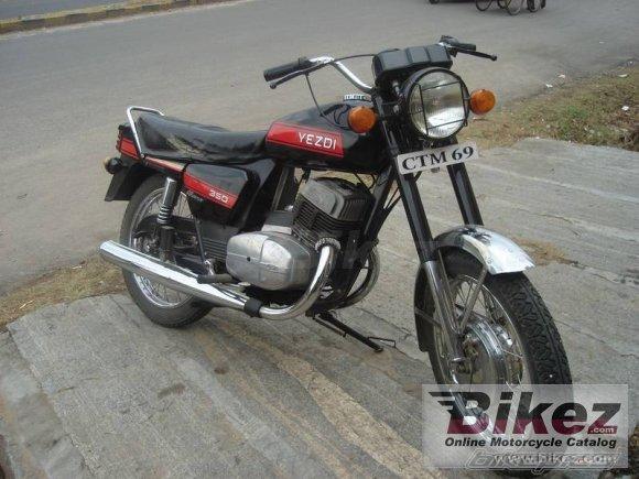 Jawa 350 Type 638.5