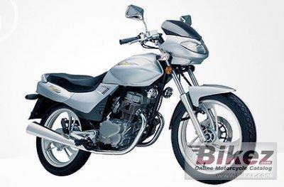 2008 Jialing JH125-33