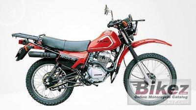 2008 Jialing JH125-7A