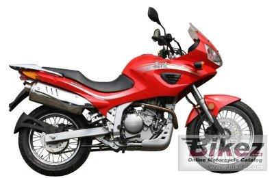2011 Jialing JH600