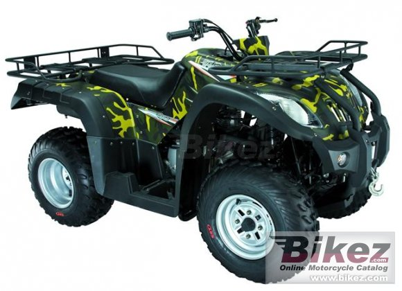 Jialing ATV