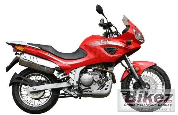Jialing JH 600