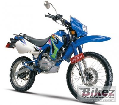 2008 Jianshe JS125 GY4 photo