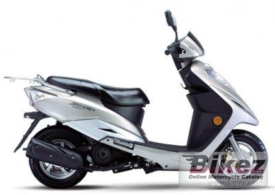 2008 Jianshe JS125T-C