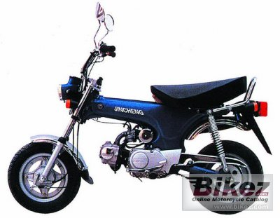 2003 Jincheng Dax 50 photo