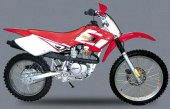 2003 Jincheng ST 125 Y Cross photo