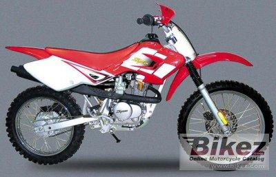 2003 Jincheng ST 125 Y Cross