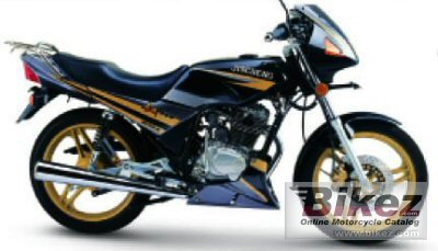 2004 Jincheng JC 125 -5 photo