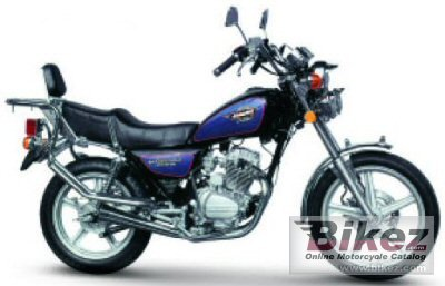 2004 Jincheng JC125 -30 photo