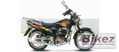 2012 Jincheng JC125-15A