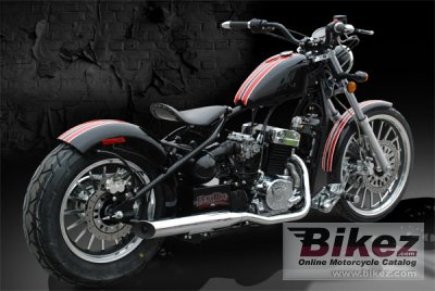 2010 Johnny Pag Barhog specifications and pictures