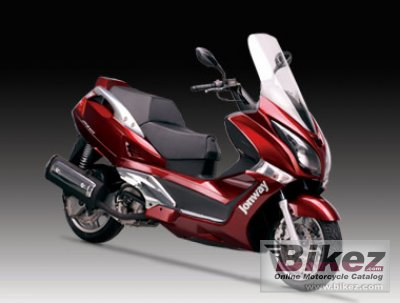 2012 Jonway GTS 125 photo