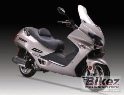 2012 Jonway Predator 125 photo