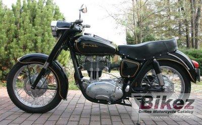 1961 Junak M10