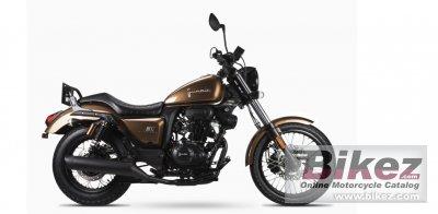 2020 Junak M12 Vintage 125