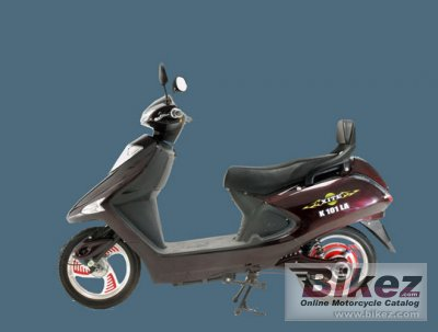 2011 Kabirdass K101LA