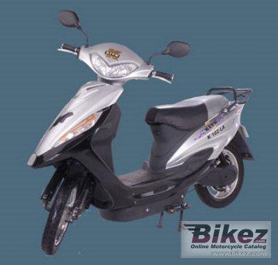 2011 Kabirdass K102LA