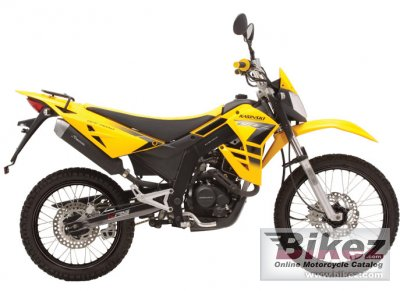 2012 Kasinski CRZ 150 photo