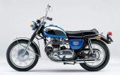 1966 Kawasaki W1