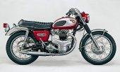1966 Kawasaki W1 SS