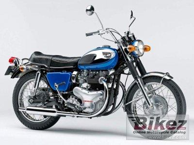 1967 Kawasaki W2