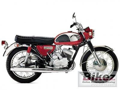 1968 Kawasaki A7 Avenger