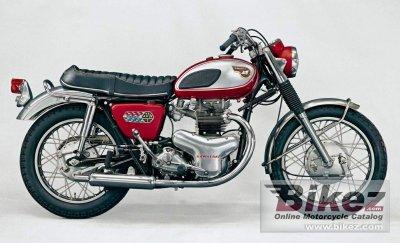 1968 Kawasaki W1 SS